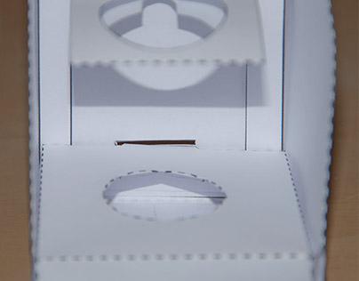 Разработка конструкции упаковки.