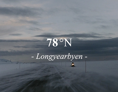 78° North / a tale of Svalbard.