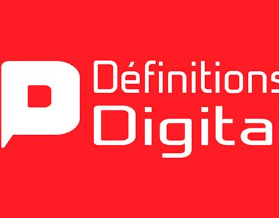Définitions digital