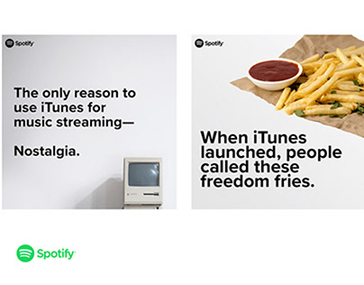 Spotify - Switchers Campaigns
