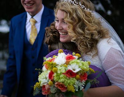 Josh & Amelia Wedding