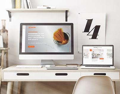 Web Design | Hanstone Quartz