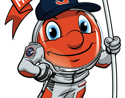 """Boost the 'Cuse"" Otto Artwork"