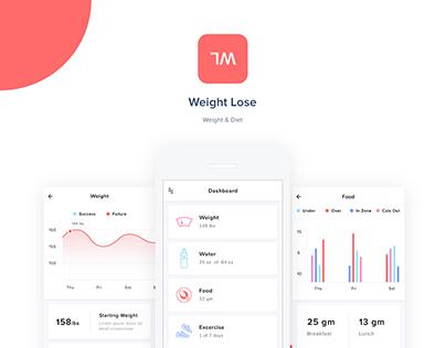 Weight Lose App