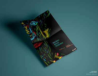 2017   Visual Design for Broken Brass Essemble Concert