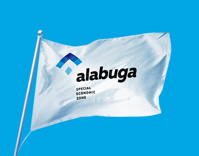"Corporate identity for Special Economic Zone ""Alabuga"""