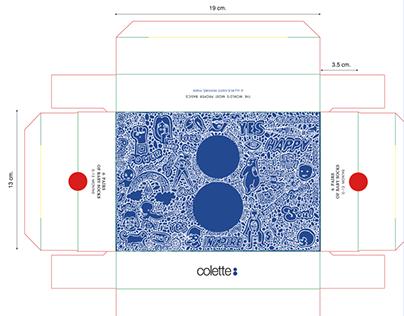 Colette Packaging Design
