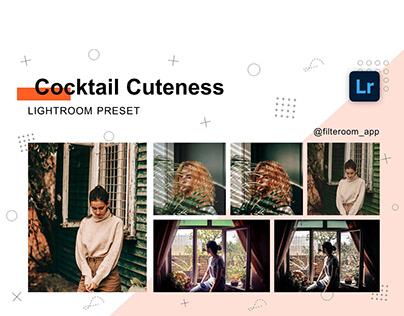 Lightroom Presets - Cocktail Cuteness - Filteroom app