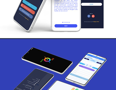 Truth or ERR Android App UI Redesign