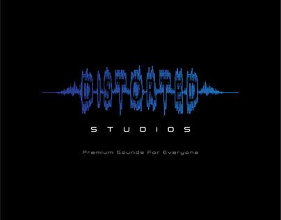 Branding - Distorted Studios
