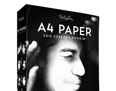A4 Copy Paper * Pentawards Platinum * NY Festivals