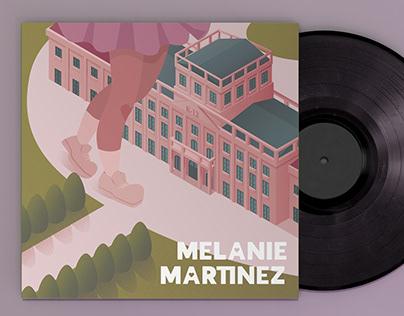 Melanie Martinez Vinyl Album Cover