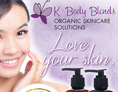 Skincare Logo & Brand Development