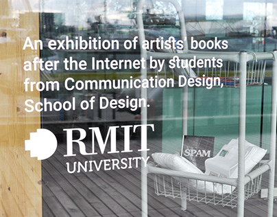 'Wot Is A Book' Exhibition Design