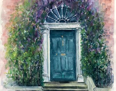 Dublin's Door