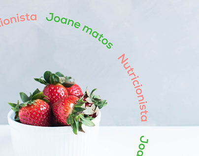 Joane Matos - Nutricionista