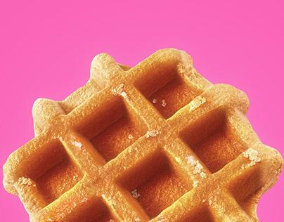 CGI Waffles • Belgian Boys • USA