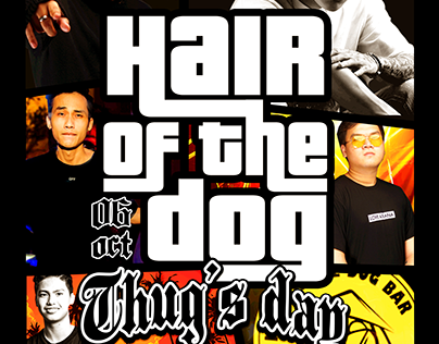 HOD-Thug's Day poster