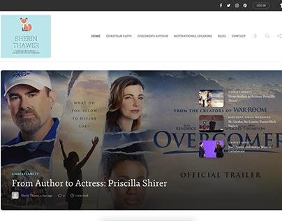 Sherin Thawer • Website