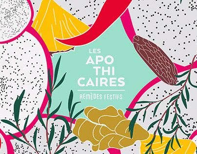Apothicaires | packaging