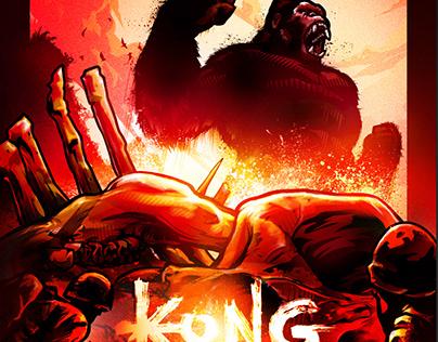 Kong: Skull Island - Official collab - WB & Legendary