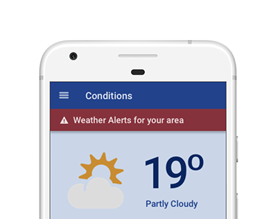 Hudson Valley Weather Android App