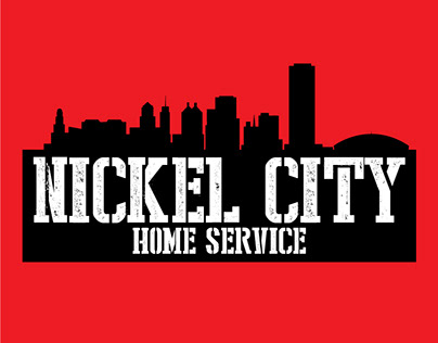 Nickel City Home Service logo/Vehicle Wrap