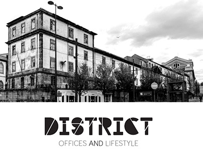 District | Branding