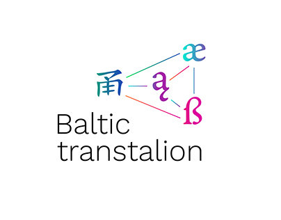 Baltic Translation logo