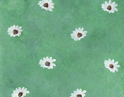 Chamomile and herbs (Home Prints)