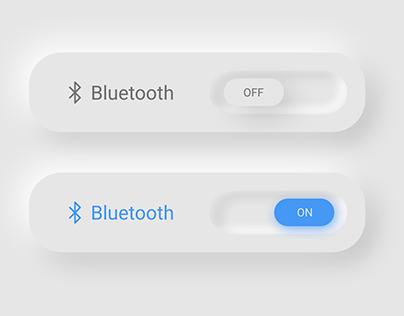 Bluetooth Soft UI