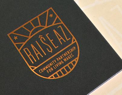 Raise Arizona Branding, Campaign & Website
