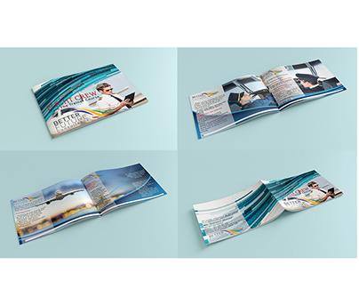Better Future Consultancy Brochure Design
