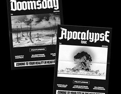 Doomsday/Apocalypse-Tour