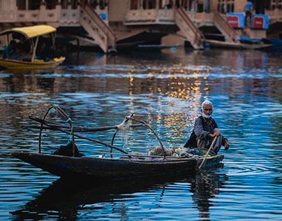 Kashmir to Leh Journey