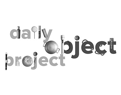 Daily Object Project