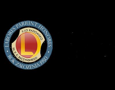 Przykładowe realizacje dla II LO w Radomsku