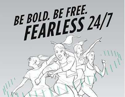 Fearless 24/7 for Laurier