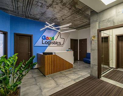 Horkoho st., Kiev, office for Good Logistics company