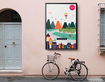 Skep : Poster design