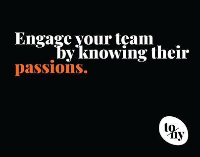 Design advice - Passions
