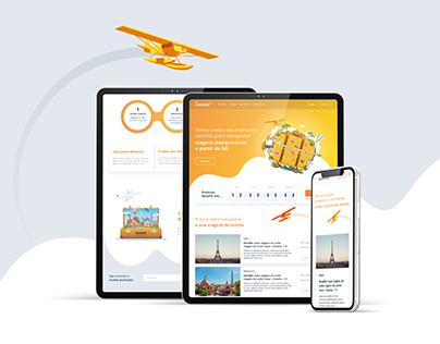 BTA Surprise / Challenges Website