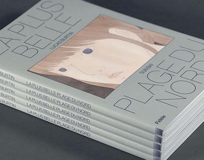 Graphic novel La plus belle plage du Nord