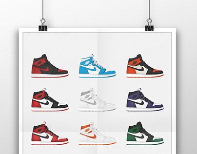 Air Jordan 1 Retro & OG Collection