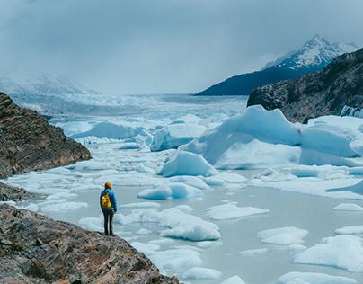 Glaciers of Patagonia