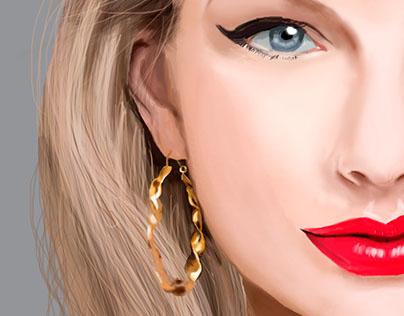 Taylor Swift wip