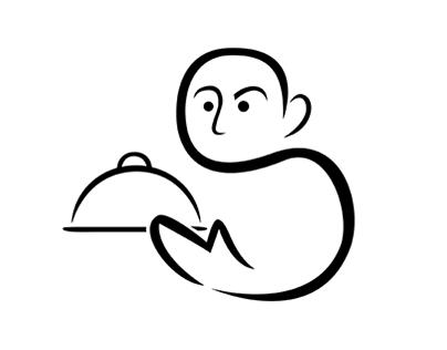 Simon Majumdar Logo Design
