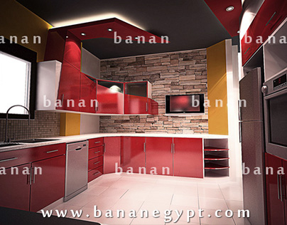 Kitchen Villa Ms. Samya
