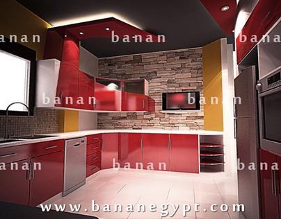 Kitchen Villa Ms. Samya