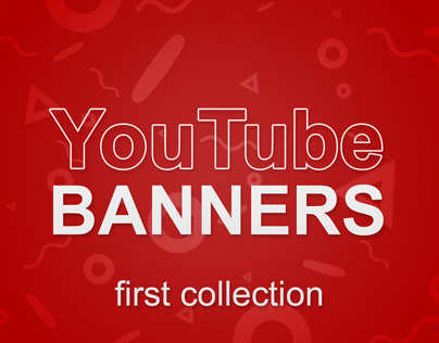 YouTube Banners (first)